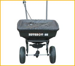 Meyer Hotshot-85 Walk Behind Material Spreader