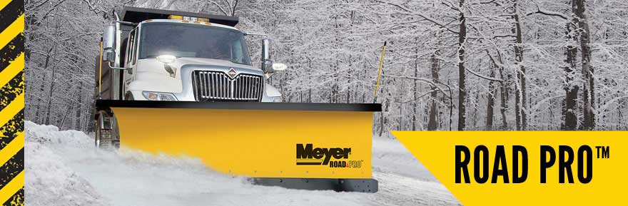 Meyer Road Pro Snow Plow