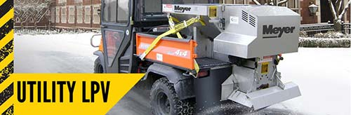 Meyer Anti-Icer Utility LPV Material Spreader